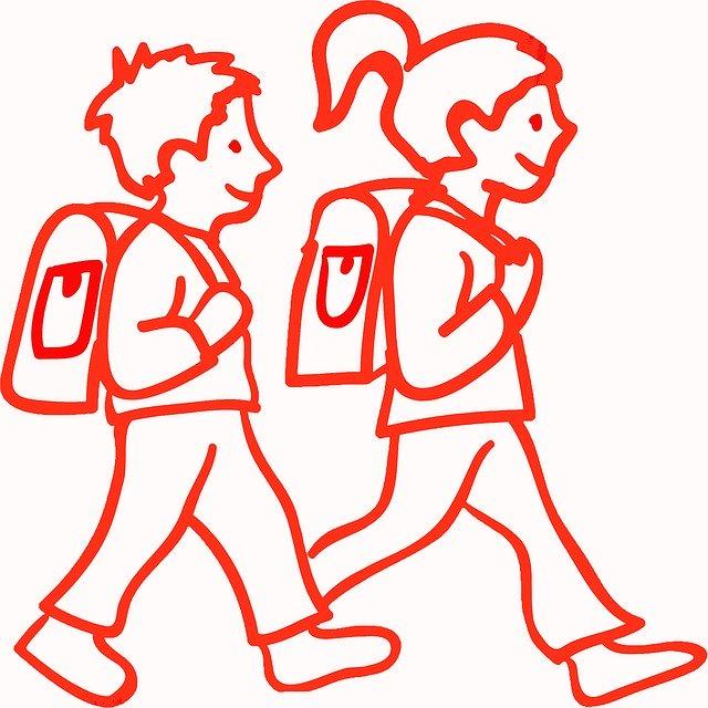 Schulwegtraining für alle Vorschulkinder