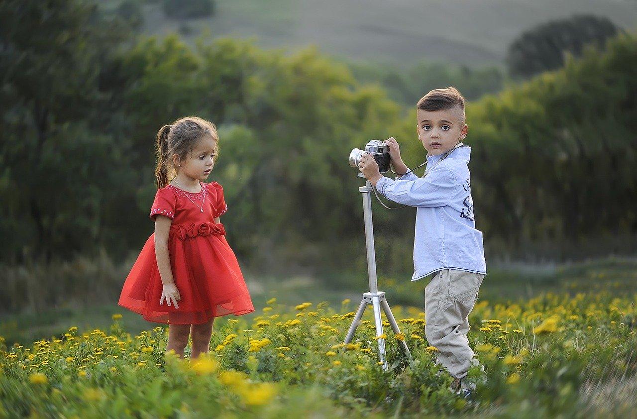 Der Fotograf kommt zu uns